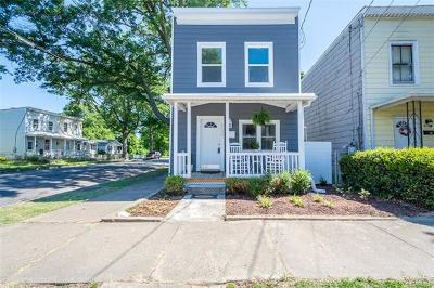 Richmond Single Family Home For Sale: 3400 S Street