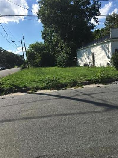 Richmond Residential Lots & Land For Sale: 1200 North 20th Street