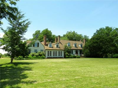 Lancaster Single Family Home For Sale: 1679 Ottoman Ferry Road