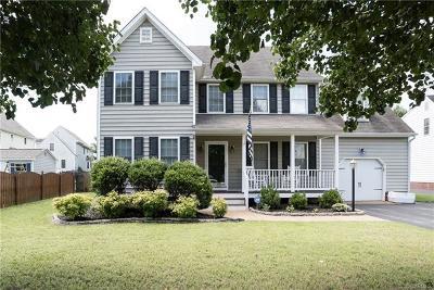 Hanover Single Family Home For Sale: 7949 Bear Grass Lane