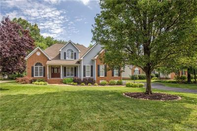 Chester Single Family Home For Sale: 800 Green Vista Drive