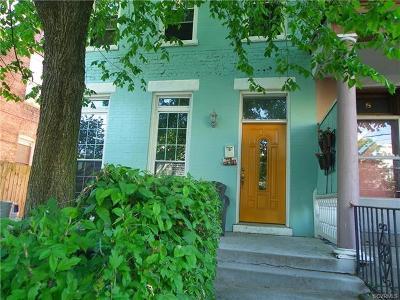 Richmond Single Family Home For Sale: 10 South Vine Street