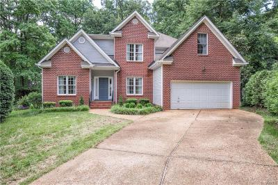 Midlothian Single Family Home For Sale: 5619 Promontory Pointe Road