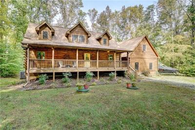 Bumpass Single Family Home For Sale: 11531 Red Rock Lane