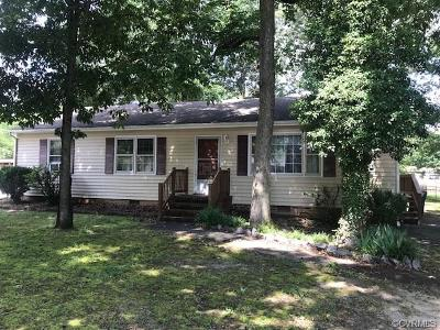 Chesterfield County Single Family Home For Sale: 8506 Windingrun Lane