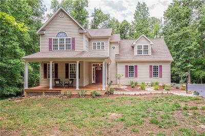 Powhatan Single Family Home For Sale: 1618 Olmstead Drive