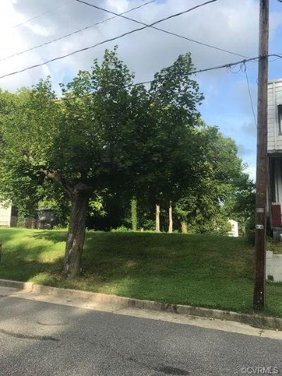 Richmond Residential Lots & Land For Sale: 1413 Spotsylvania Street