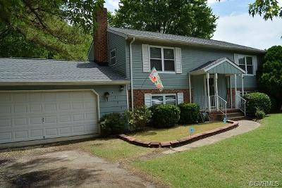 Chesterfield Single Family Home For Sale: 6208 Barrister Road
