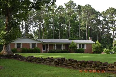 Nottoway County Single Family Home For Sale: 700 Tenth St.