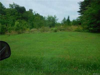Hanover County Residential Lots & Land For Sale: 12000 Oak Ridge Lane