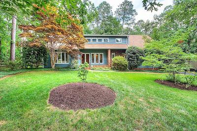 Henrico Single Family Home For Sale: 1805 Tunbridge Drive
