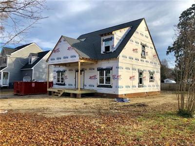 Henrico Single Family Home For Sale: 9697 Laurel Pine Drive