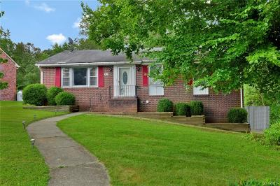 Colonial Heights Single Family Home For Sale: 711 Lundy Avenue