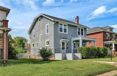 Richmond Single Family Home For Sale: 617 West Lancaster Road