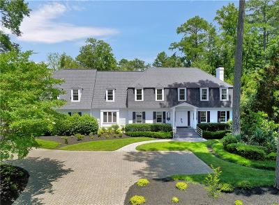 Henrico Single Family Home For Sale: 101 North Erlwood Court