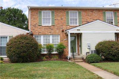 Henrico County Condo/Townhouse For Sale: 1543 Harpers Ferry Court #1543