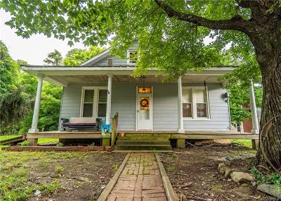 Powhatan Single Family Home For Sale: 778 Clayville Road
