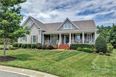 Midlothian Single Family Home For Sale: 745 Riverstone Road