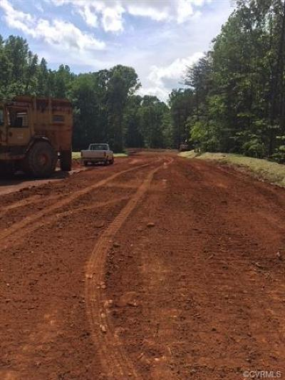 Hanover County Residential Lots & Land For Sale: Lot 6 Avalon Woods Road