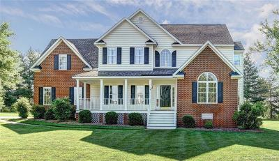 Hanover County Single Family Home For Sale: 9944 Revolutionary Place
