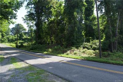 Hanover County Residential Lots & Land For Sale: Mattaponi Road