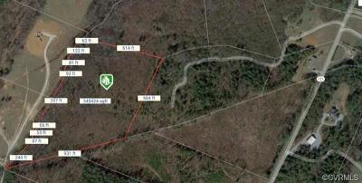 Hanover County Residential Lots & Land For Sale: 11407 Watkins Road