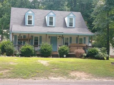 Chesterfield Single Family Home For Sale: 6901 Velvet Antler Drive