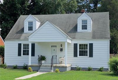 Colonial Heights Single Family Home For Sale: 319 Moorman Avenue