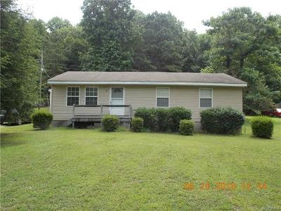 Brunswick County Single Family Home For Sale: 3380 Masons Mill Road