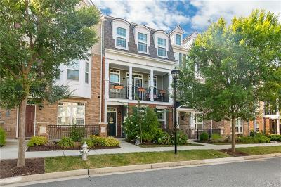 Henrico County Condo/Townhouse For Sale: 3954 Redbud Road #4C