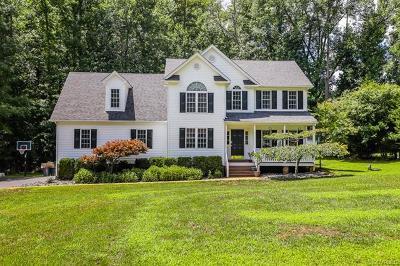 Powhatan Single Family Home For Sale: 1405 Eastlook Lane