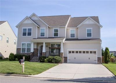 Hanover County Single Family Home For Sale: 8678 Oakham Drive