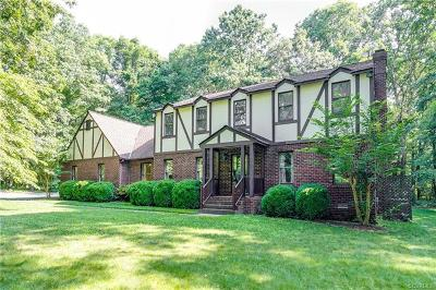 Hanover County Single Family Home For Sale: 11292 Old Ridge Road