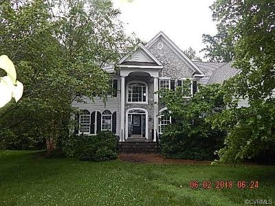 Midlothian VA Single Family Home Sold: $495,100