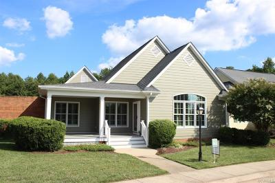 Powhatan County Single Family Home For Sale: 2133 Old Homestead Place