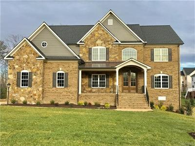 Glen Allen Single Family Home For Sale: 11067 Ellis Meadows Lane