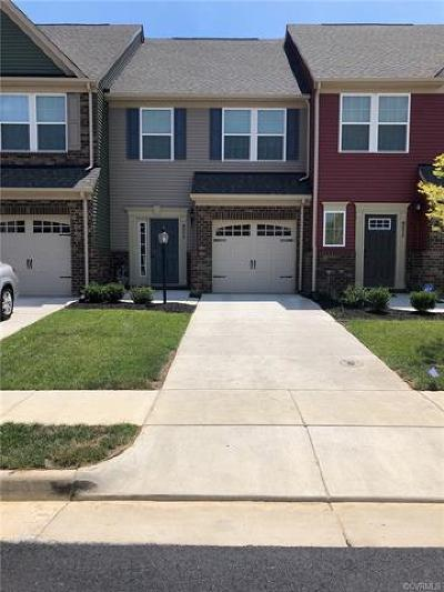 Hanover County Rental For Rent: 8974 Ringview Drive