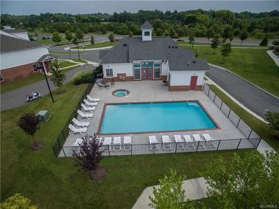 Hanover County Condo/Townhouse For Sale: 7376 Pebble Lake Drive #3
