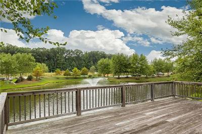 Hanover County Condo/Townhouse For Sale: 7378 Pebble Lake Drive #2