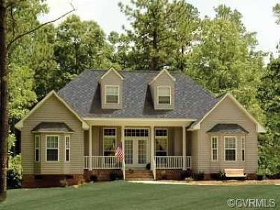 Chester Single Family Home For Sale: 5801 Baileys Path Road