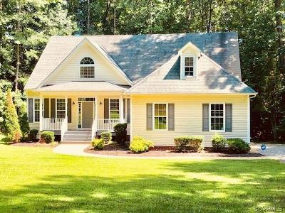 Chester Single Family Home For Sale: 14303 Masada Court