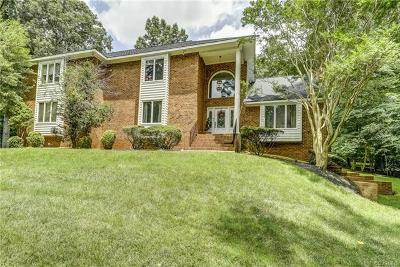 Chesterfield County Single Family Home For Sale: 3842 Stanford Court