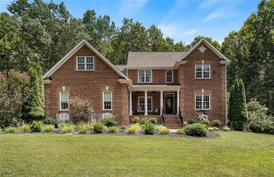 Goochland County Single Family Home For Sale: 1826 Summer Wind Lane