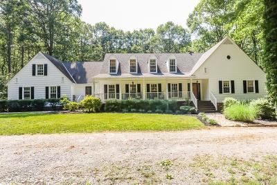 Hanover County Single Family Home For Sale: 17193 White Pine Road