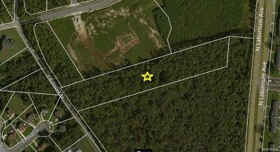 Henrico Residential Lots & Land For Sale: 461 East Richmond Road