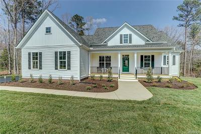 Hanover County Single Family Home For Sale: 7 Crossbill Court