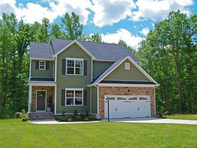 Chester Single Family Home For Sale: 4237 Wells Ridge Court