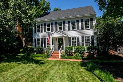 Henrico Single Family Home For Sale: 2016 Stonehollow Road