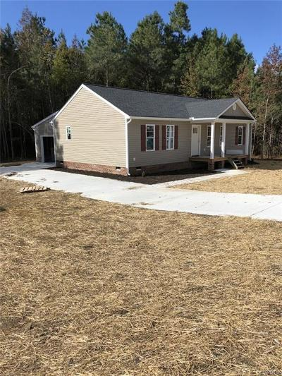 South Chesterfield Single Family Home For Sale