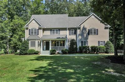 Powhatan Single Family Home For Sale: 3955 Olde Links Lane